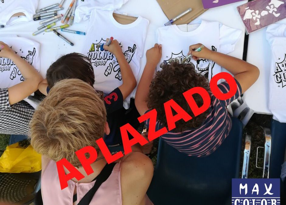 "Quinta edición  ""A TODO COLOR"" Aplazado"