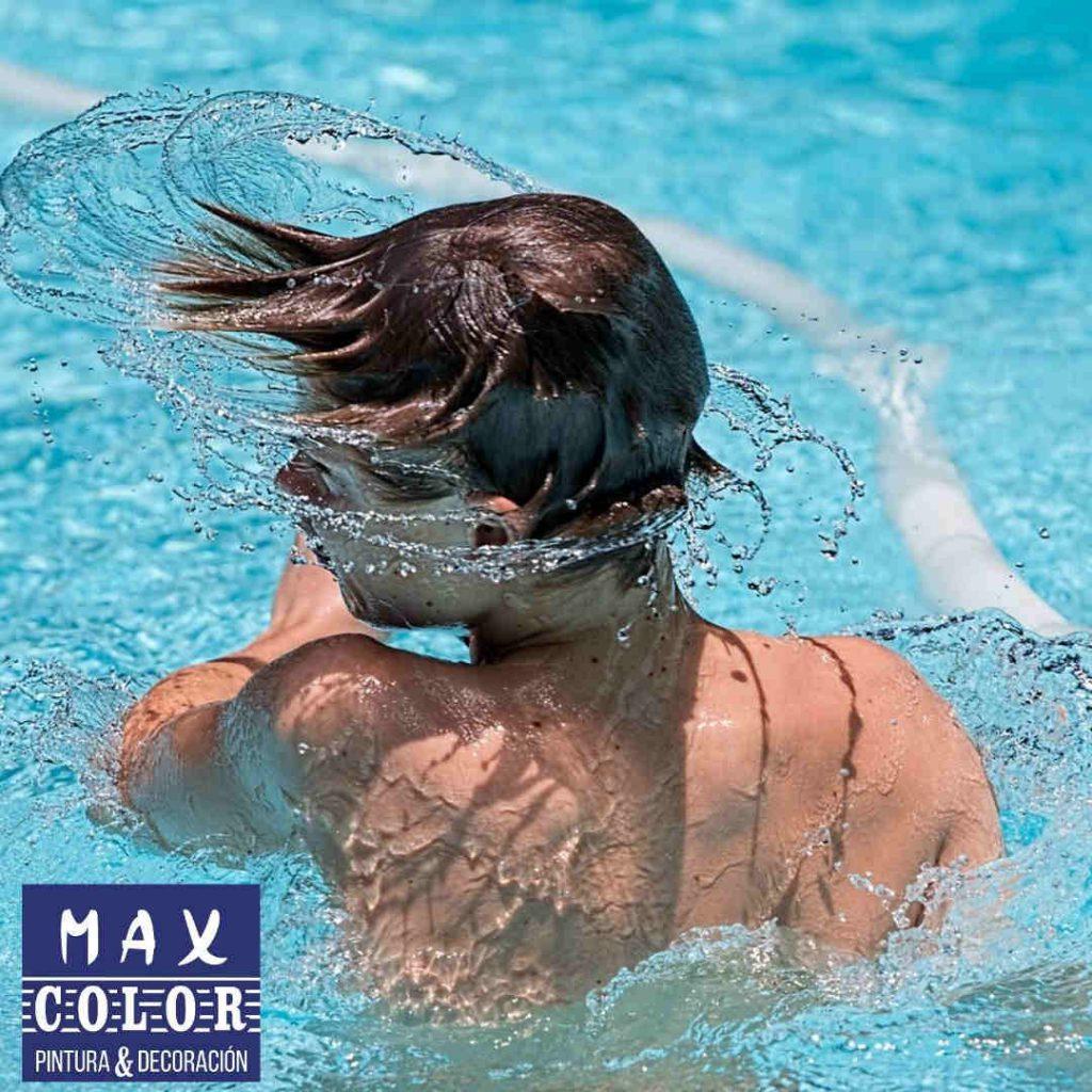 prepara la piscina para el verano