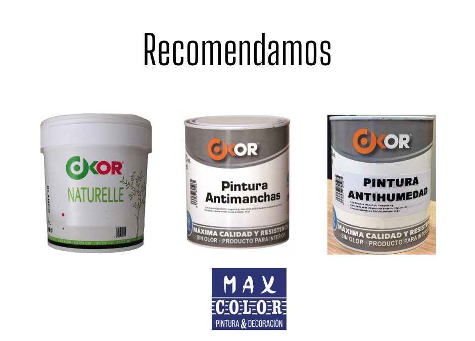 Tips antes de comprar pintura