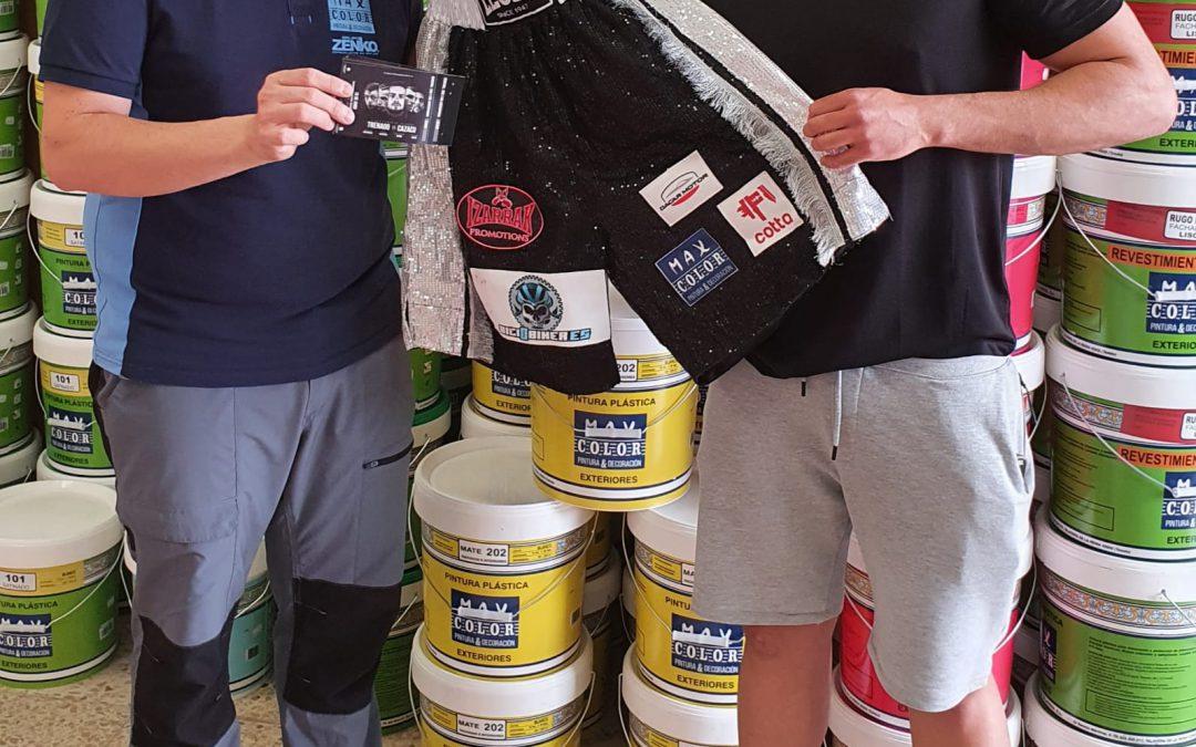 Max Color apoya el deporte local